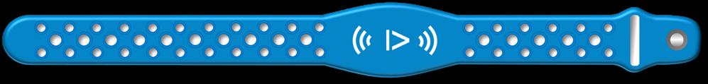 Bracelet ISAC pour paiement cashless