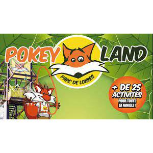 Cashless au parc d'attractions pokeyland